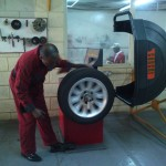 Wheel Balancing & Alignment 2