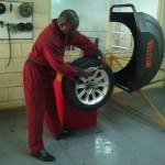 Wheel Balancing & Alignment 3