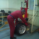 Wheel Balancing & Alignment 4