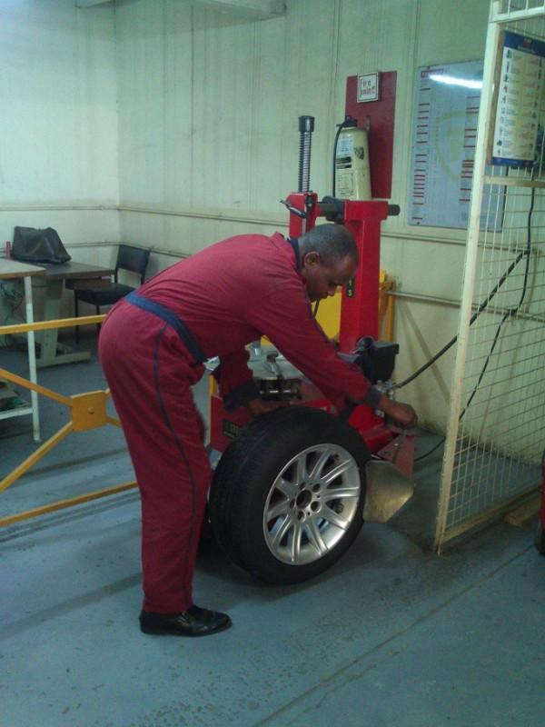 Wheel Balancing & Alignment