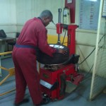 Wheel Balancing & Alignment 5