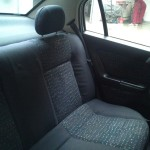 Interior - Rear
