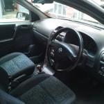 Interior - Front
