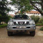 Nissan Patrol Ext 4